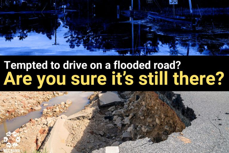 Flood Safety- Know the Risk