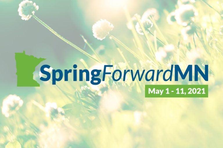 SpringForwardMN May 1-11, 2021